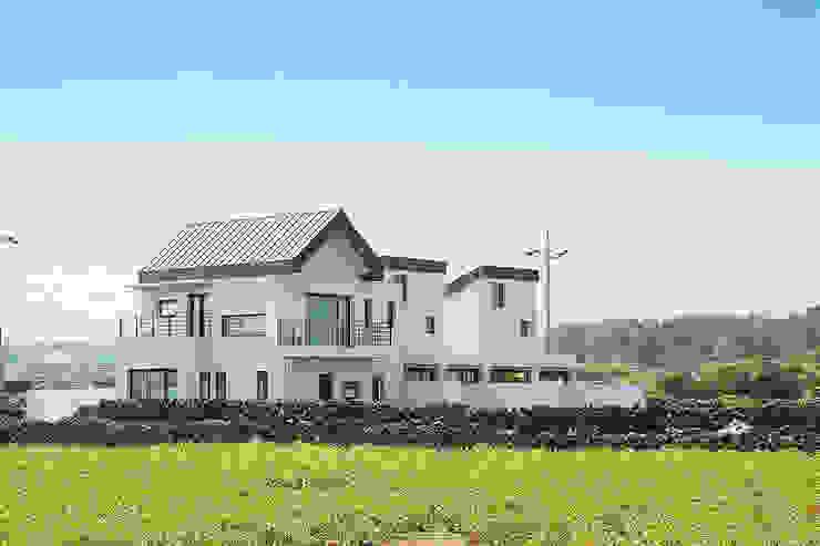 房子 by AAPA건축사사무소