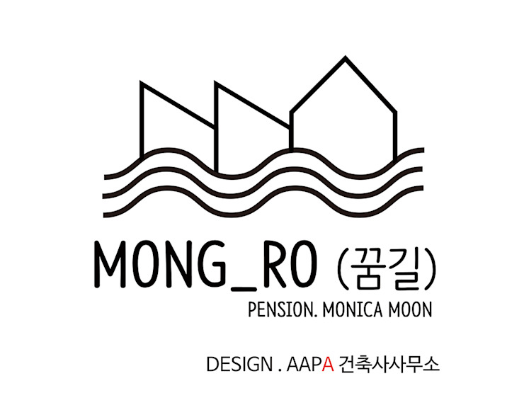 MONG_RO (꿈길): AAPA건축사사무소의 현대 ,모던