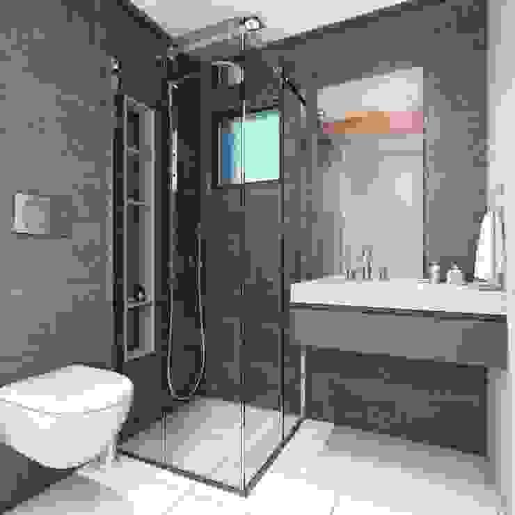 Moderne badkamers van VERO CONCEPT MİMARLIK Modern