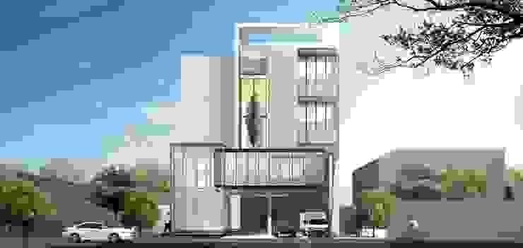 Homeoffice โดย Taar Architect