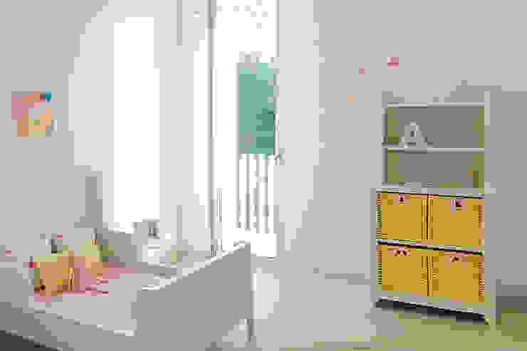 Dormitorios infantiles de estilo  por maria inês home style, Mediterráneo