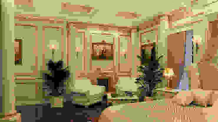 Villa Mrs. Nabila Classic style bedroom by Rêny Classic