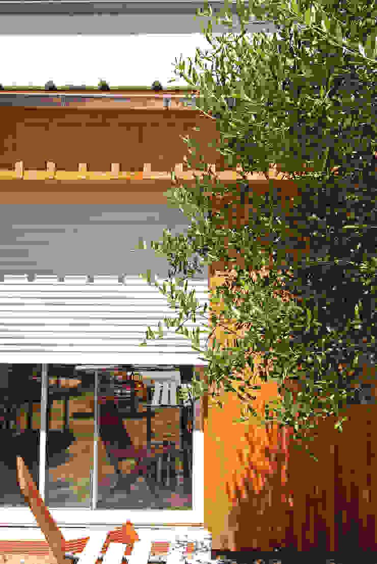 Casas de estilo minimalista de B² atelier d'architecture Minimalista
