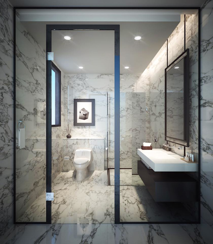 บ้านพระราม9 โดย KTJ+d Architects