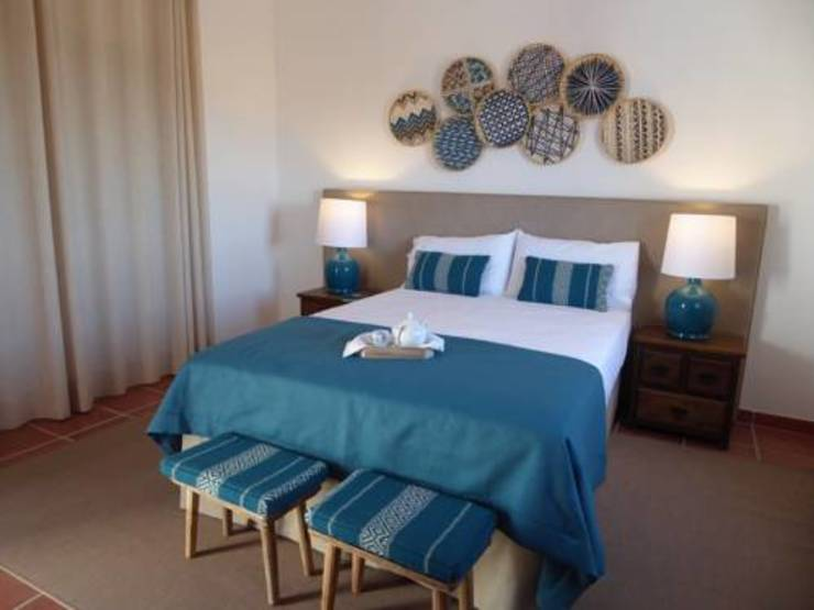 Rita Glória Interior Design unipessoal LDA Country style hotels