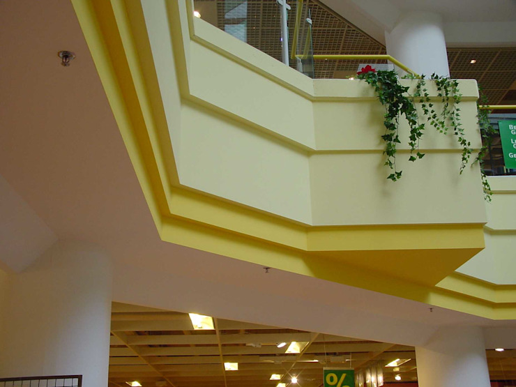 Ing. Christian Weißmann Ges.m.b.H. Shopping Centres Yellow