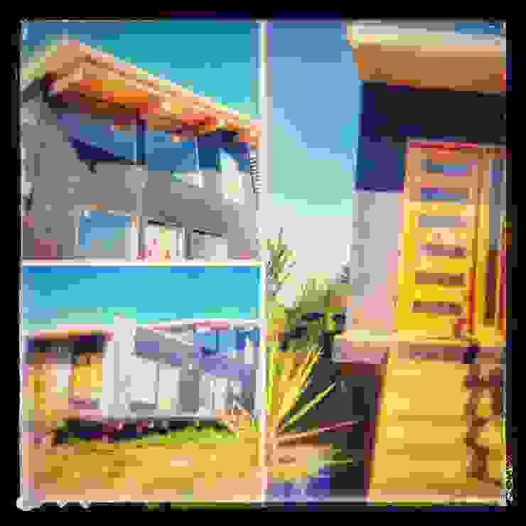 test 232 de Arquitectura Amanda Perez Feliú Mediterráneo Derivados de madera Transparente