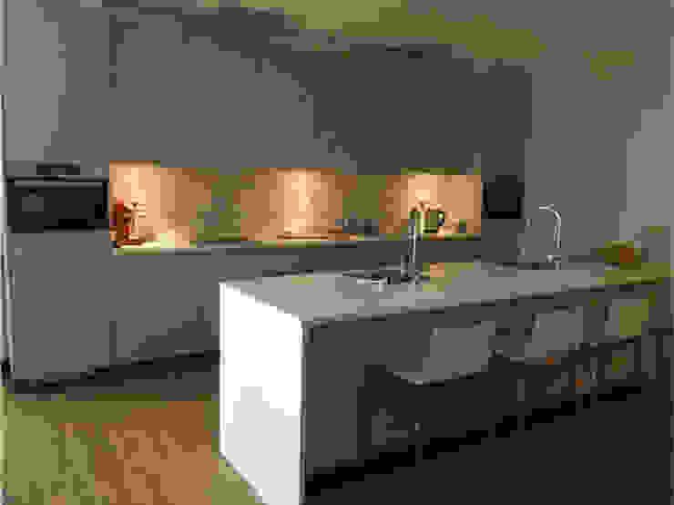 Open keuken Landelijke ziekenhuizen van Studio Nor Landelijk