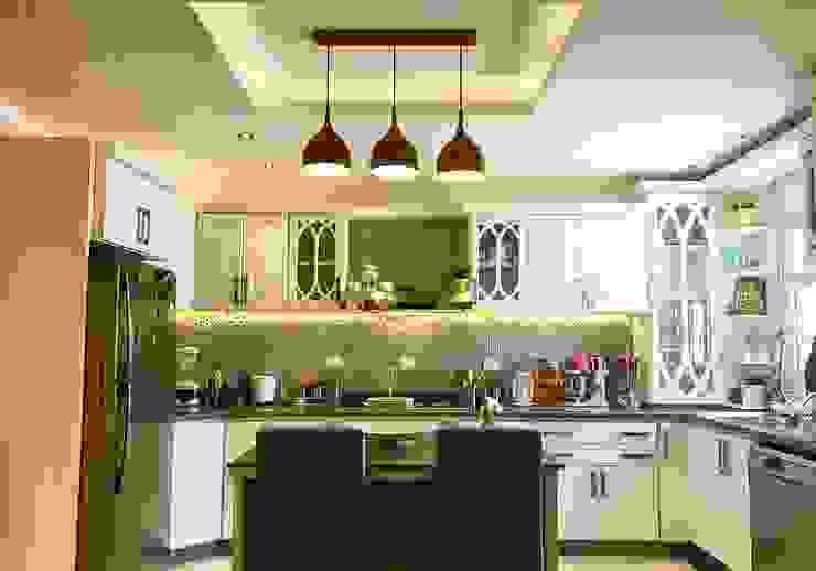 Kitchen من Jeddar Design Studio حداثي