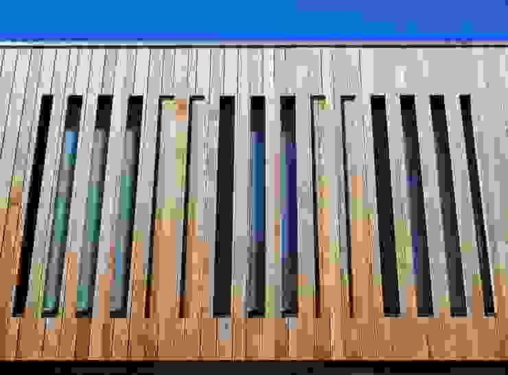 House in Awbridge Rumah Modern Oleh LA Hally Architect Modern