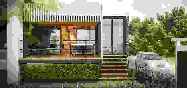 Modern Dining Room by HEAD DESIGN Modern
