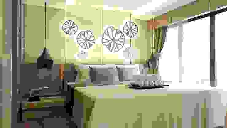 Dormitorios modernos de HEAD DESIGN Moderno