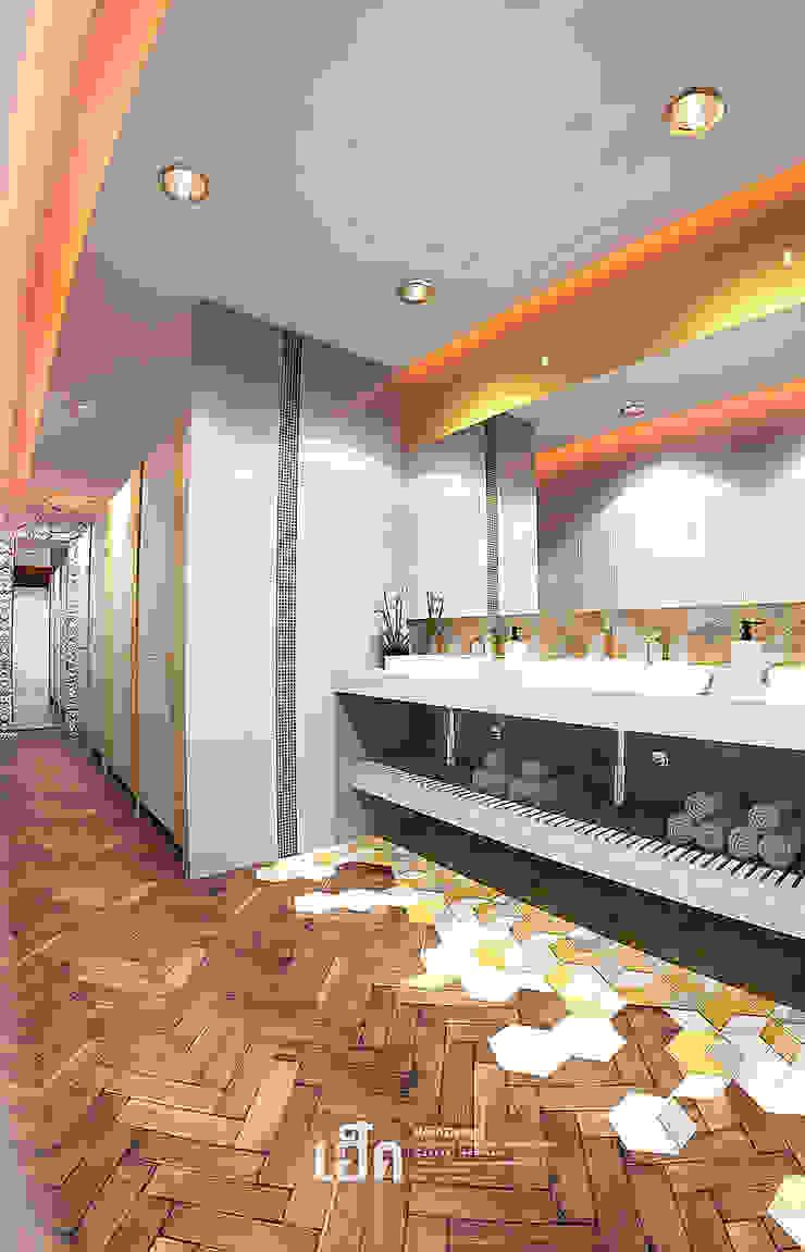 Modern Bathroom by HEAD DESIGN Modern