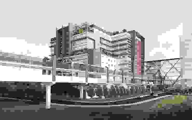 อาคารผู้ป่วยนอกและอำนวยการ โรงพยาบาลมหาวิทยาลัยเทคโนโลยีสุรนารี สำนักวิชาแพทยศาสตร์ มหาวิทยาลัยเทคโนโลยีสุรนารี โดย HEAD DESIGN