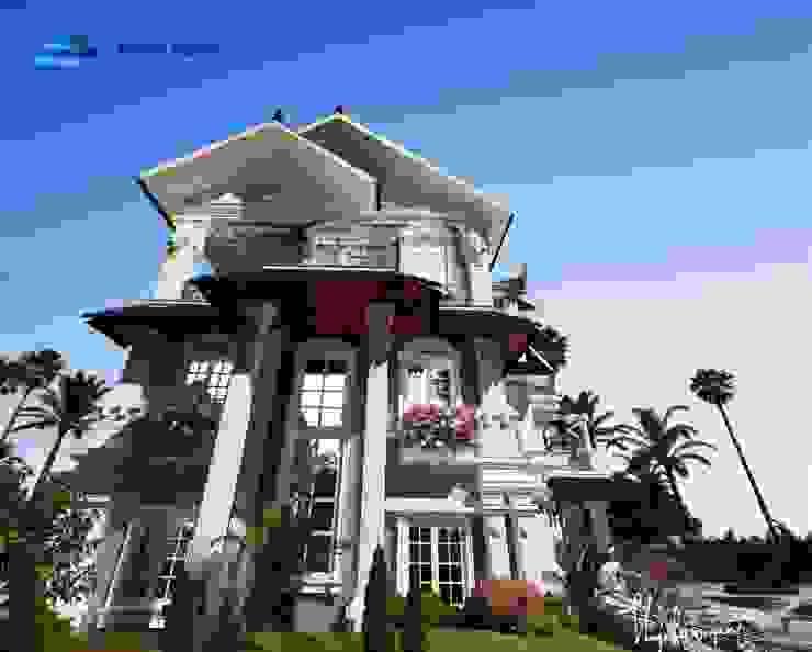 Biệt thự Tân cổ điển – Nam Định bởi Kiến trúc Nhà Mát