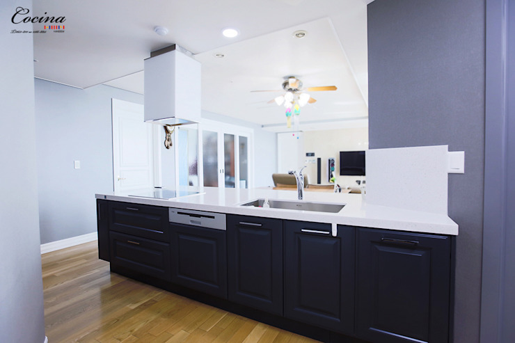 cocina Classic style kitchen