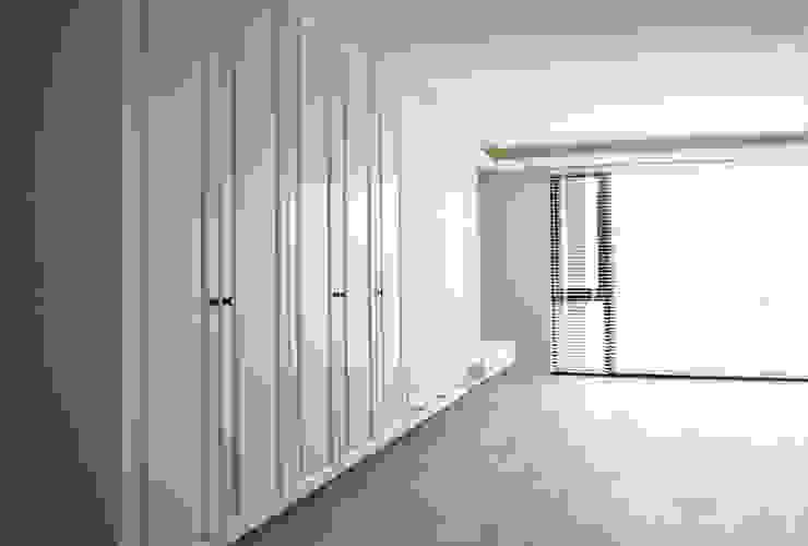 客廳/玄關 根據 ISQ 質の木系統家具 鄉村風