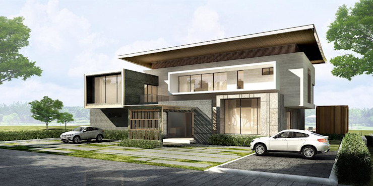 Residential @ Lakeview Golf Club, Vientiane, Laos โดย zpacez