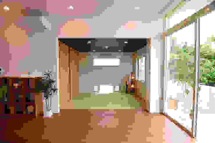 ゲストルーム 和室: Style Createが手掛けた現代のです。,モダン