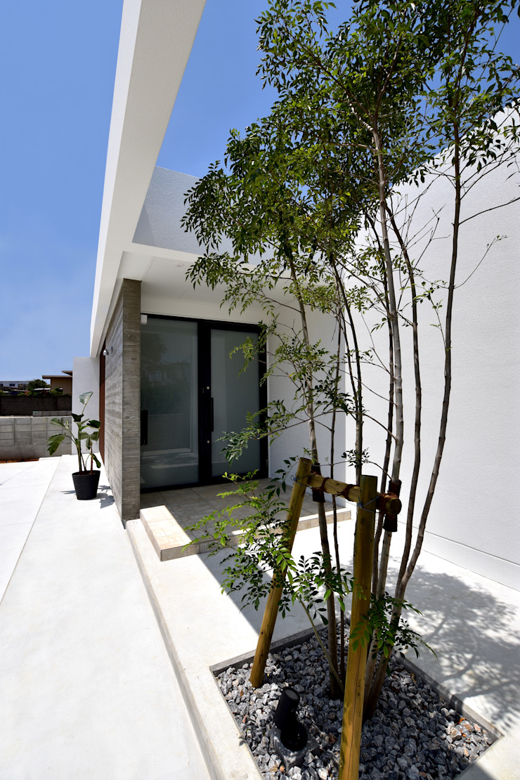 Style Create Single family home Reinforced concrete White