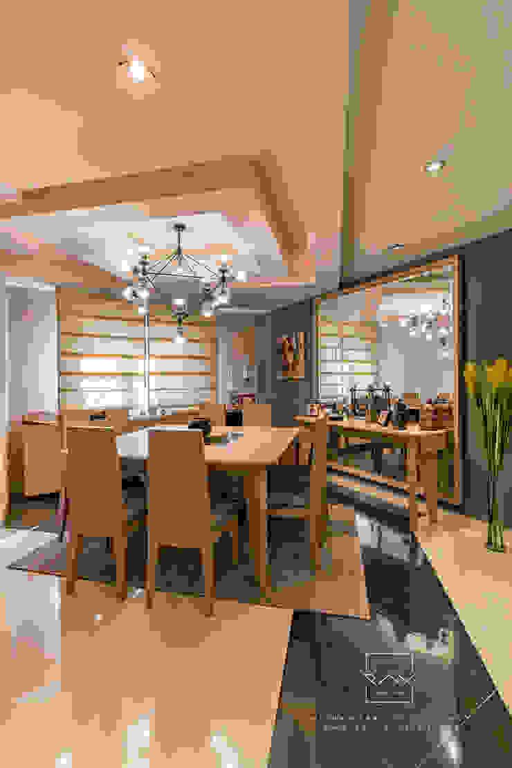 dinning room by raydesigns RayDesigns Modern dining room