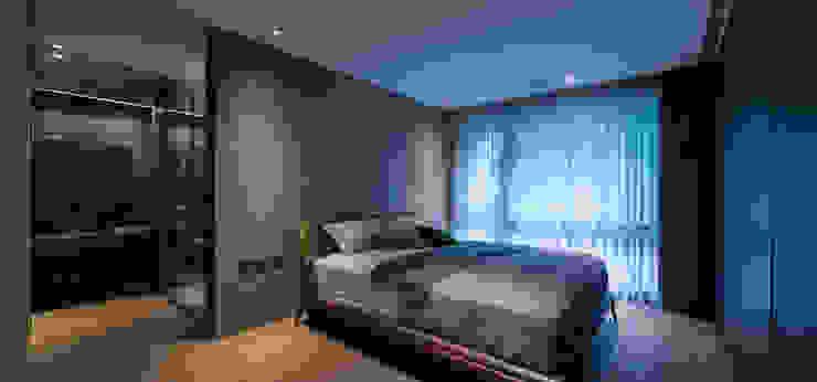 Ru Residence 根據 沈志忠聯合設計 現代風