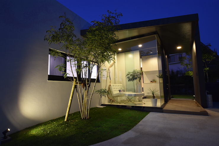 光と風の入る家 の Style Create モダン 鉄筋コンクリート