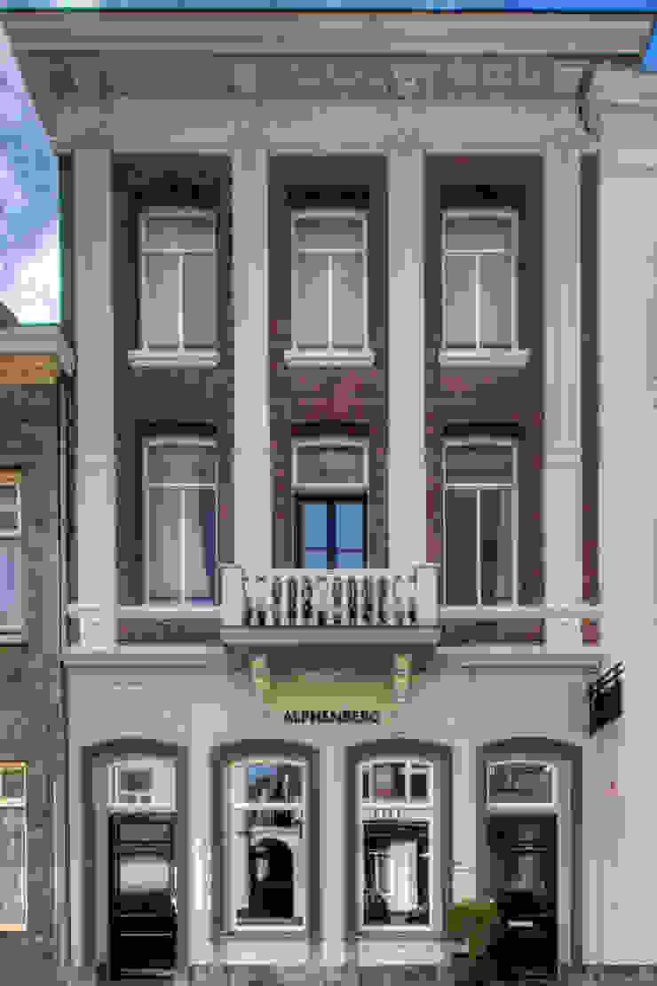Alphenberg Leather Moderne huizen van Loek van Walsem Fotografie Modern