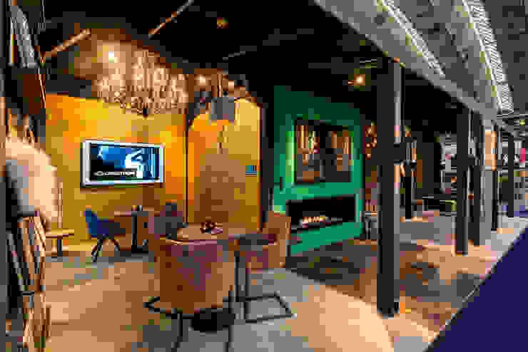 interiormx Moderne gangen, hallen & trappenhuizen van Loek van Walsem Fotografie Modern