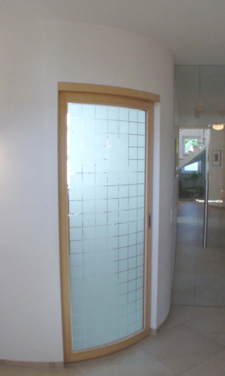 Ing. Christian Weißmann Ges.m.b.H. Sliding doors Glass Brown
