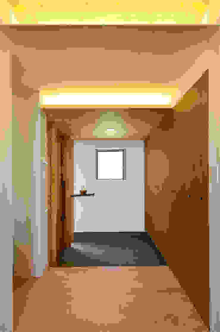 高峰の家 鎌田建築設計室 モダンスタイルの お風呂