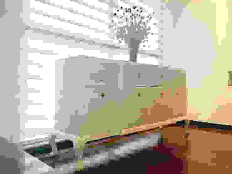 APARTAMENTO 603 Salas modernas de CASTELIER Moderno