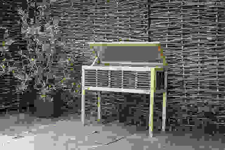 naturgeflechte24 Modern Garden Wood
