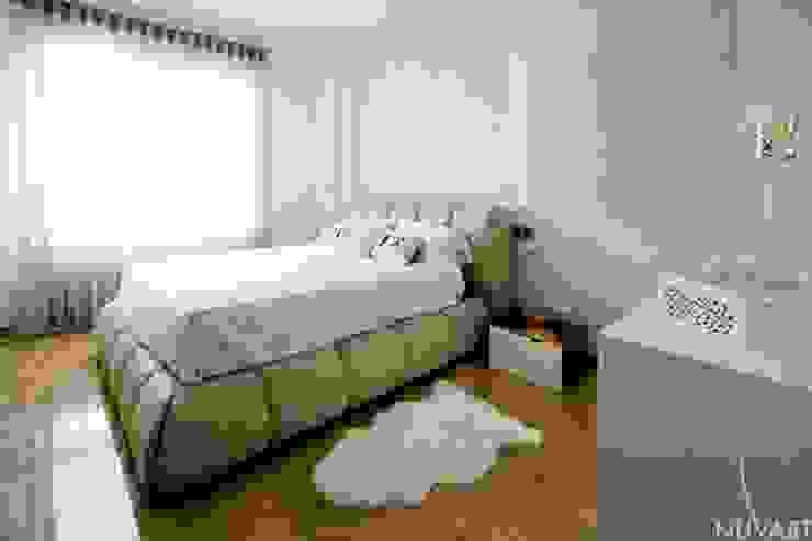 NUVART Modern style bedroom