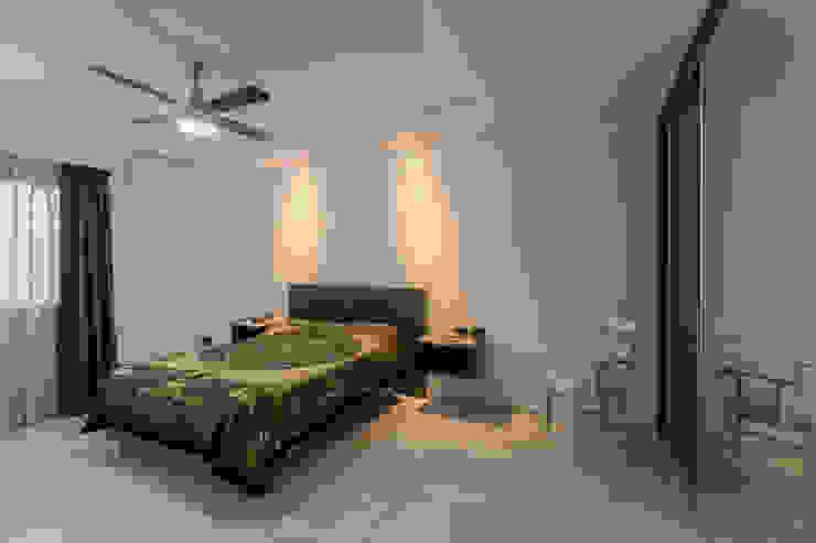 Casa CC – RESIDENCIA DE FIN DE SEMANA Dormitorios modernos: Ideas, imágenes y decoración de D'ODORICO arquitectura Moderno