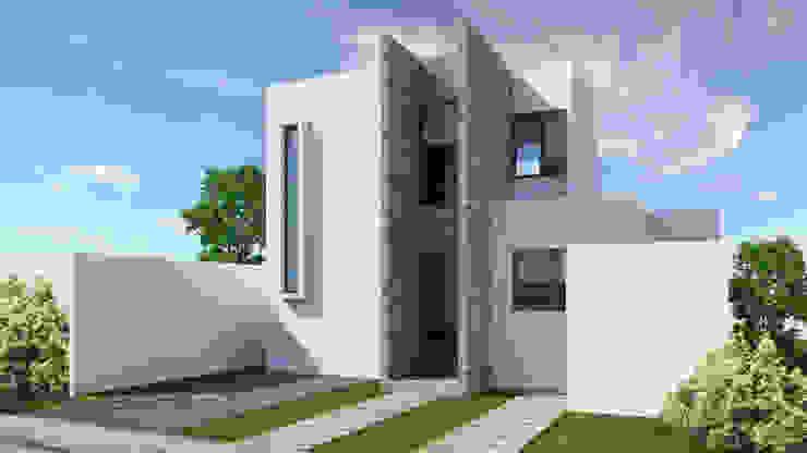 Condominio Altos de nos de NEF Arq. Moderno