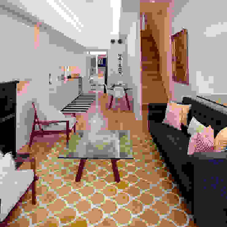 Bright and Modern : scandinavian  by Atelier Lane | Interior Design, Scandinavian