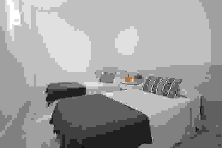 Redecoram Home Staging Quartos escandinavos Cinzento