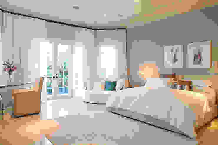 Claudia Luján Modern style bedroom