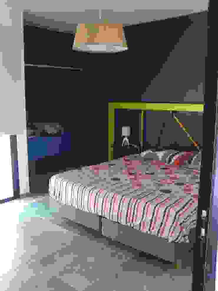Otra casa, mi otra casa… Dormitorios minimalistas de Marcelo Manzán Arquitecto Minimalista