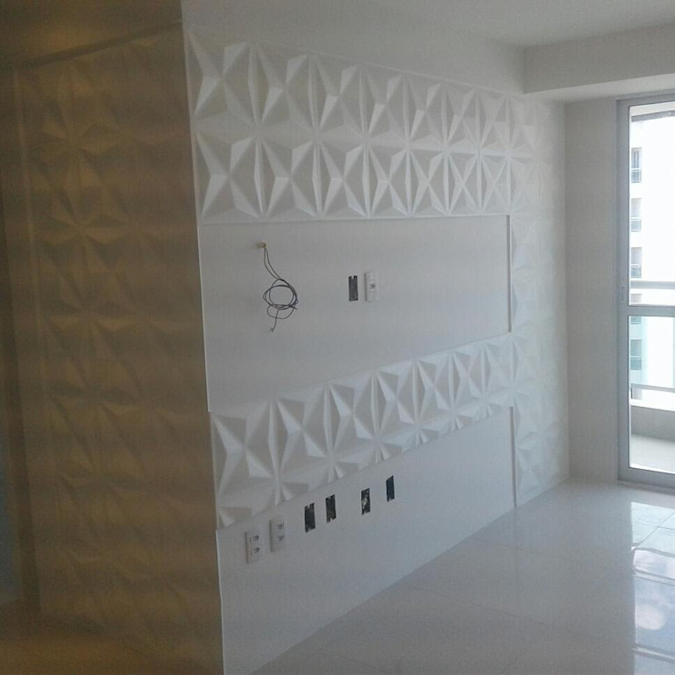 Modern Living Room by Essencial Service Modern