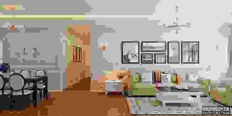 Thiết kế nội thất tại Nam Định: hiện đại  by CÔNG TY TNHH TƯ VẤN THIẾT KẾ KIẾN TRÚC & NỘI THẤT SMALLHOME, Hiện đại
