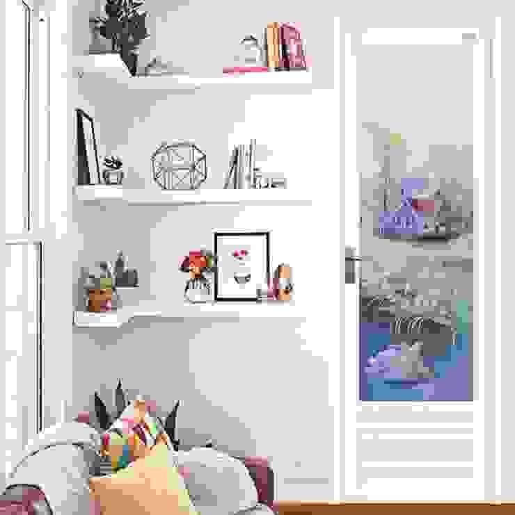 pintu alumunium type PAG 007 Oleh PT. Golden Prima Sentosa Modern Aluminium/Seng