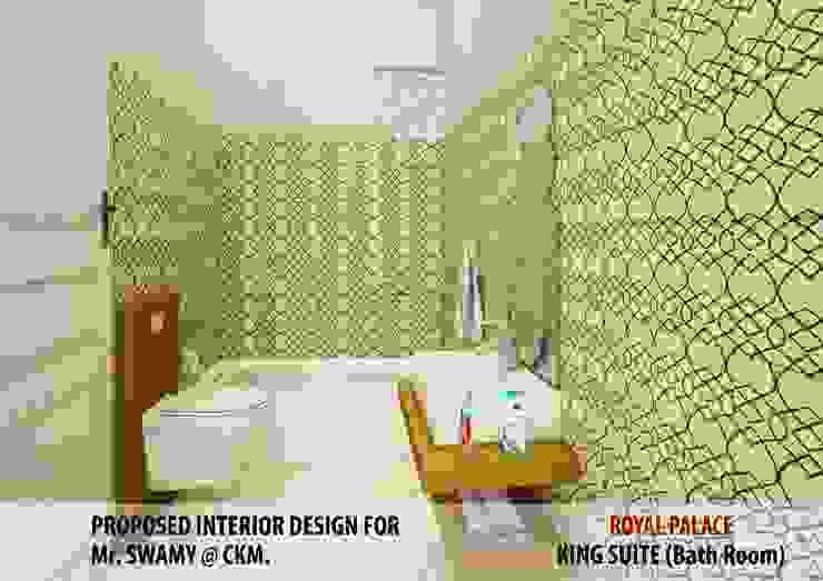 Residential Interiors Modern bathroom by YUKTAME Modern