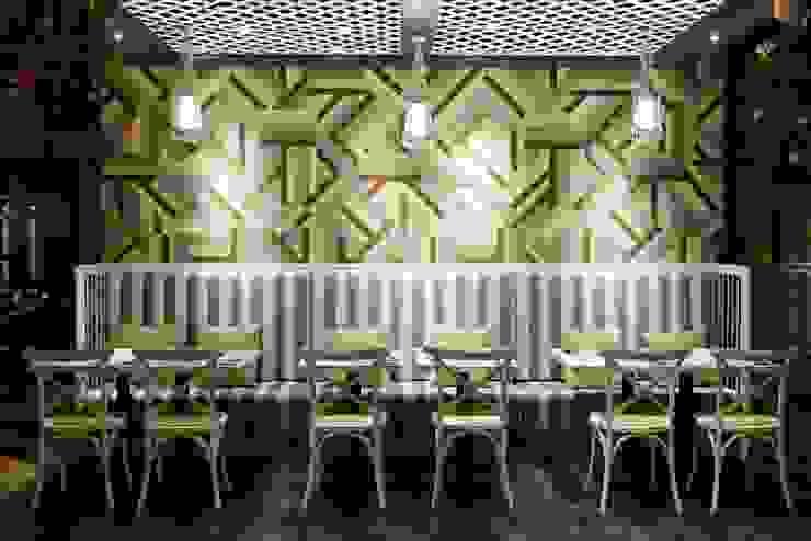Bistro Bon by Artta Concept Studio Modern