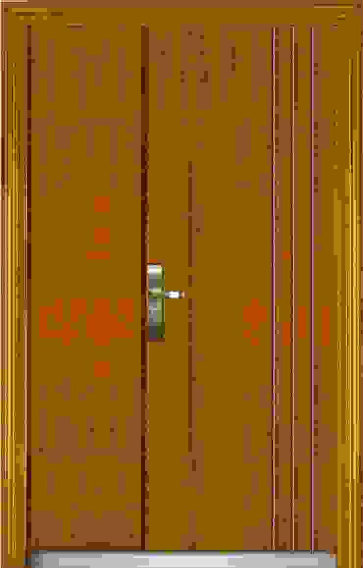 pintu baja platinum mother & son Oleh PT. Golden Prima Sentosa Modern Besi/Baja