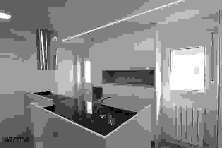 cocina de Danma Design Mediterráneo