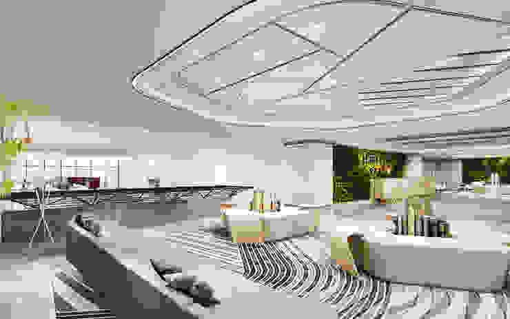 Hotel Cozi Modern hotels by Artta Concept Studio Modern