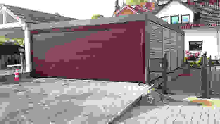 par Carport-Schmiede GmbH & Co. KG - Hersteller für Metallcarports und Stahlcarports auf Maß Moderne Fer / Acier
