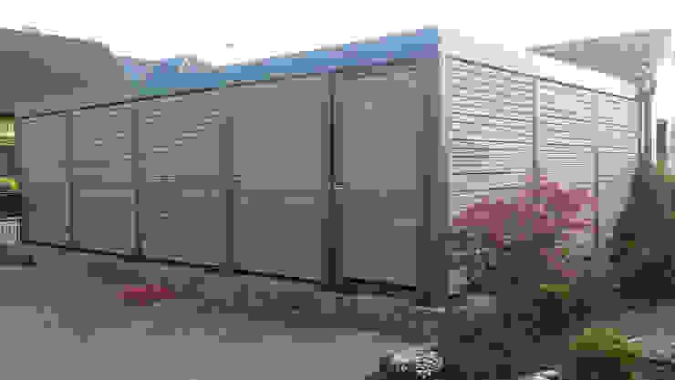 Carport-Schmiede GmbH & Co. KG - Hersteller für Metallcarports und Stahlcarports auf Maß Carport Iron/Steel Grey